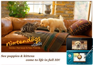 Nintendogs-Cats-Site