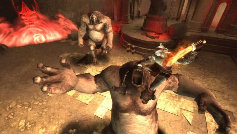 SCET ประกาศส่ง God of War Portable Collection ลงเครื่อง PS3 วันที่ 7