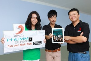 Photo-Sony Music I-hUMM Stream - 01