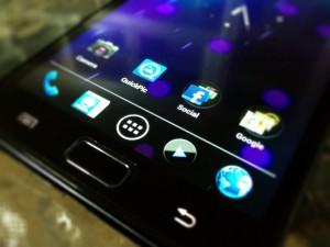 Galaxy Note ICS