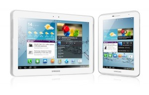 Galaxy Tab 2 10.1 & 7.0 [white]