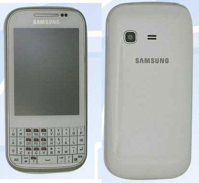 Samsung-android-QWERTY-B5330-leak