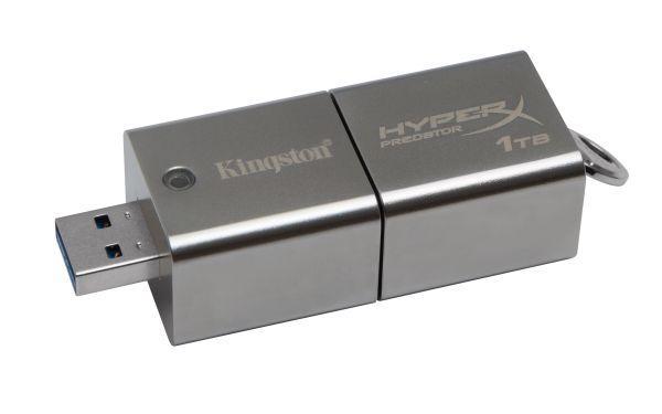สะใจ!! Kingston เปิดตัวแฟลชไดรฟ์ DataTraveler HyperX Predator 3.0 แฟลชไดรฟ์ความจุสูงที่สุดในโลก 1TB และ 512GB