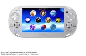 PS Vita_Silver_Front