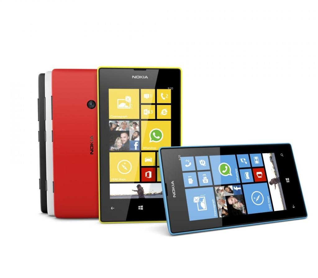 Nokia เปิดตัว Lumia 520
