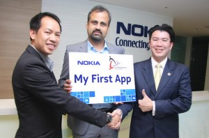my-first-app-nokia