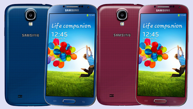 Samsung-Galaxy-S4-red-and-blue