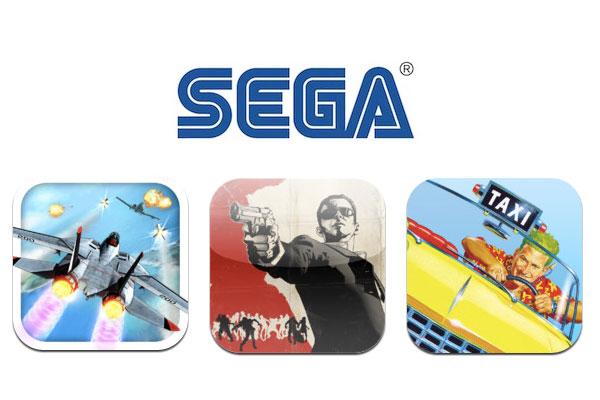SEGA ลดราคาเกมดัง Crazy Taxi,After Burner Climax และ House