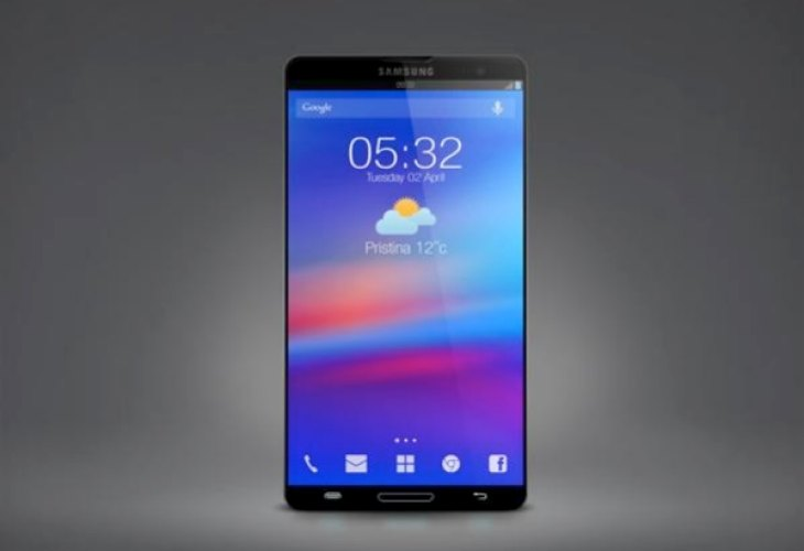 Predicting-Samsung-Galaxy-S5-design-from-S4-concept