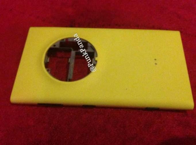 Yellow EOS Lumia3