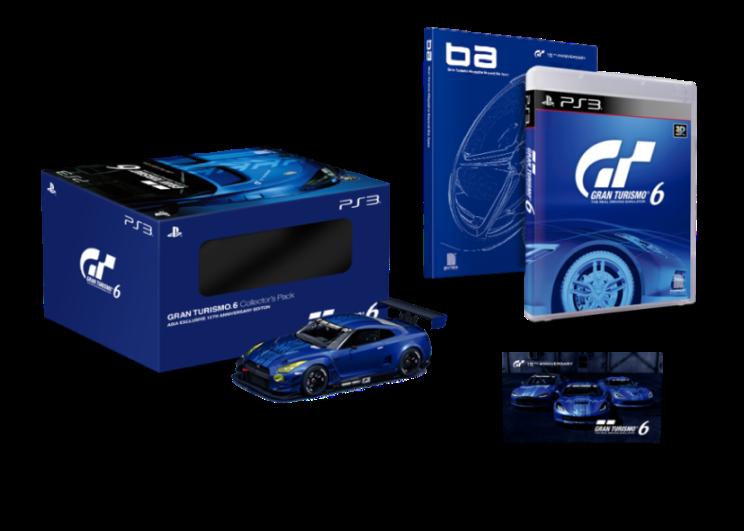 GT6_Collectors Pack