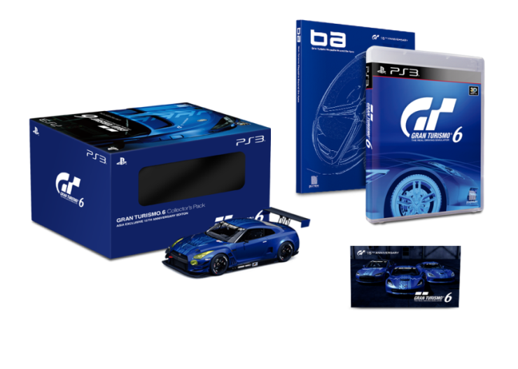 GT6_Collector's Pack