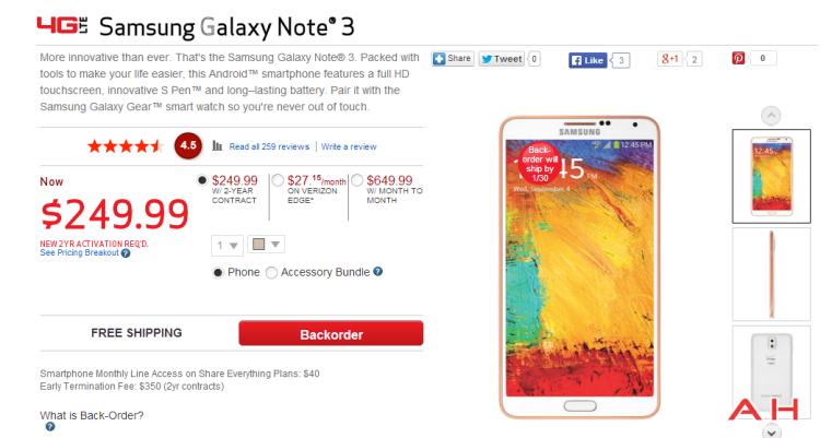 galaxyNote3-RoseGoldEdition-Price