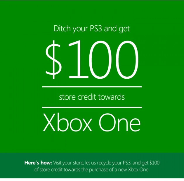 100-Bucks-if-you-Ditch-Your-PS3-for-an-Xbox-ONe-630x621