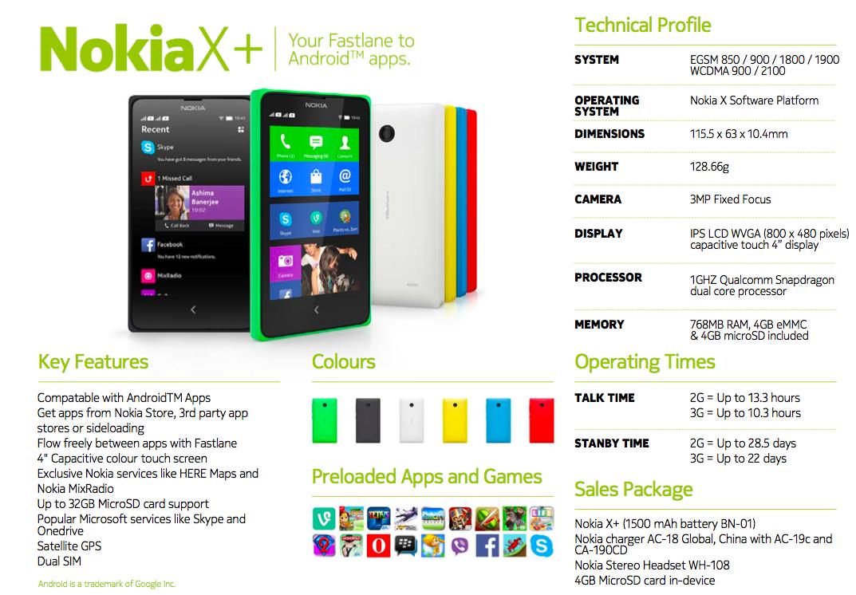 Nokia_X_Plus_Spec