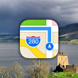 Apple-Maps-Loch-ness