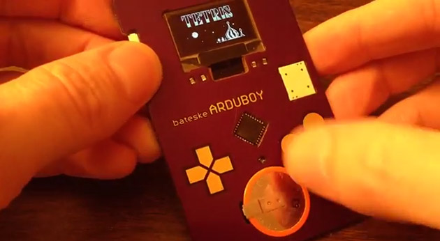 business-card-arduino
