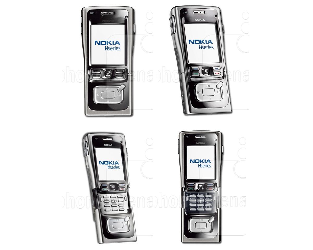 Nokia-N91