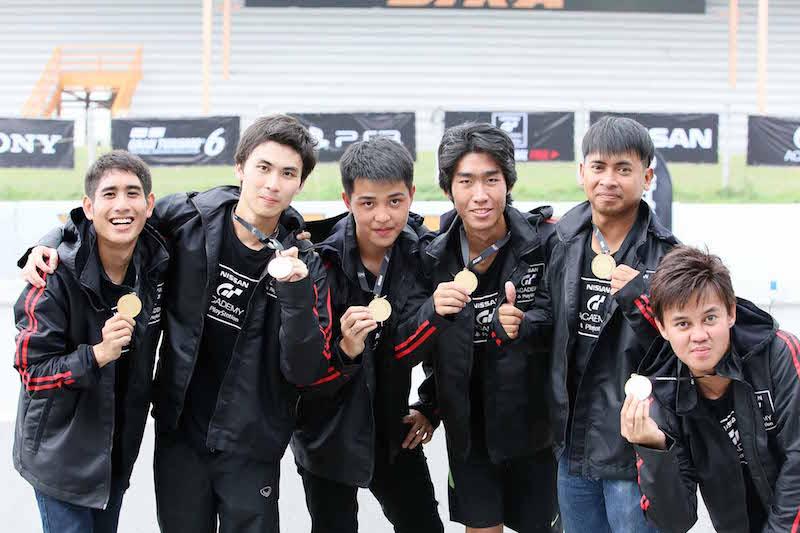 Pic_Nissan GTA Thailand 6 winners-001