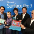 Haresh Khoobchandani, Ekaraj Panjavinin and Surface Pro 3 Influencers