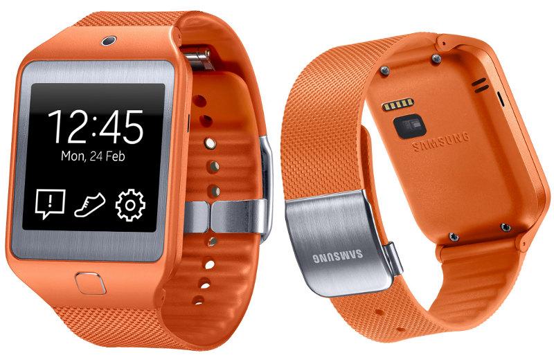 Smartwatch Galaxy Gear 2 NEO Orange 3