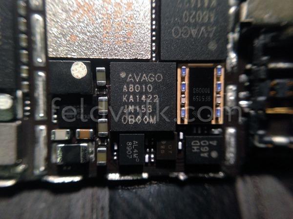 iPhone-board