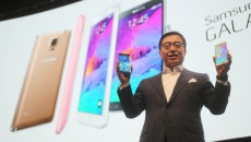 DJ Lee presents Galaxy Note 4 & Note Edge