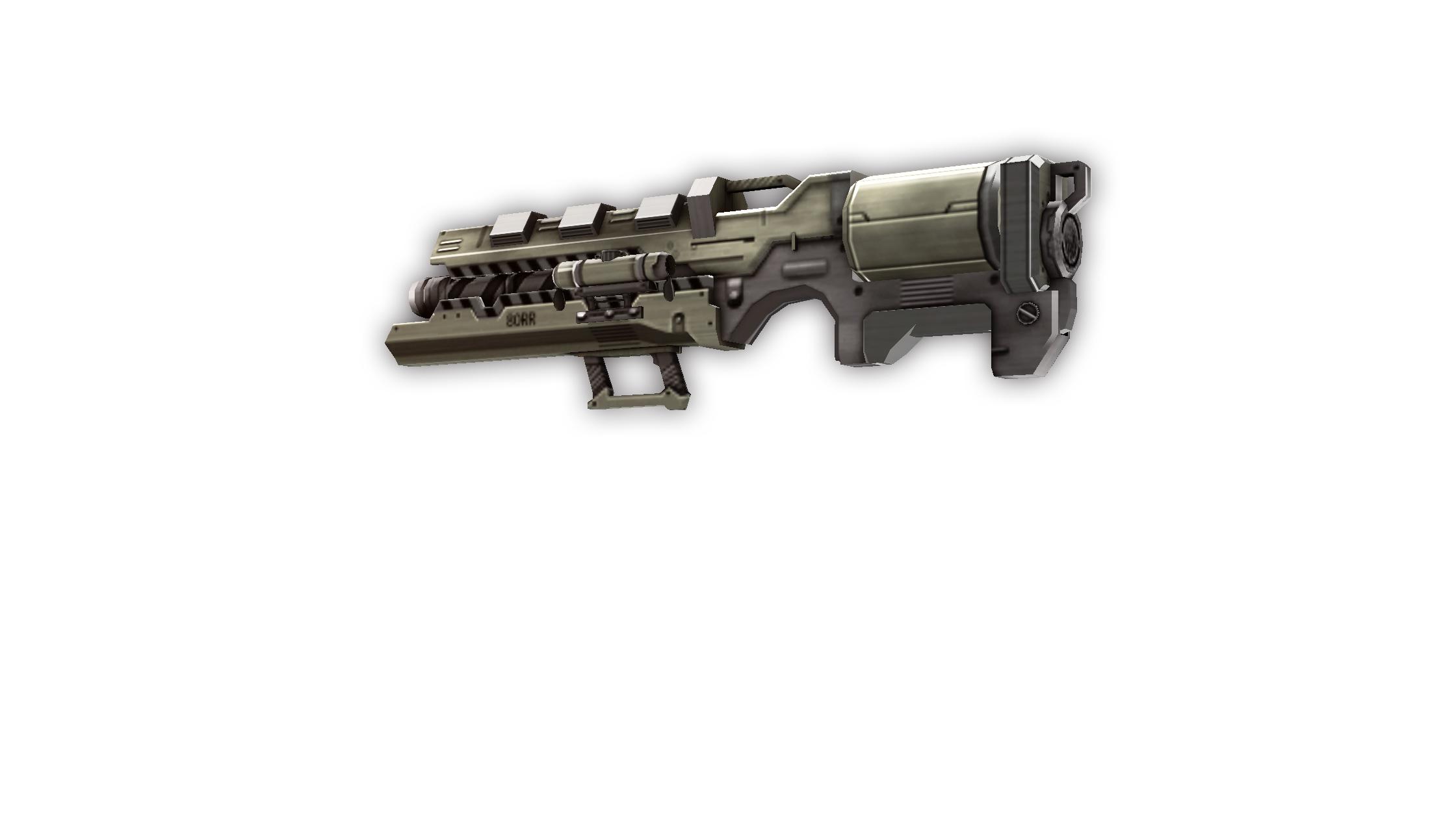 FREEDOM_WARS_Rocket Launcher