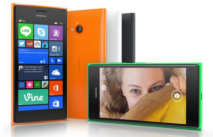 Lumia735