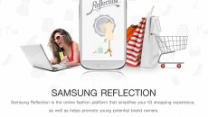 Samsung Reflection
