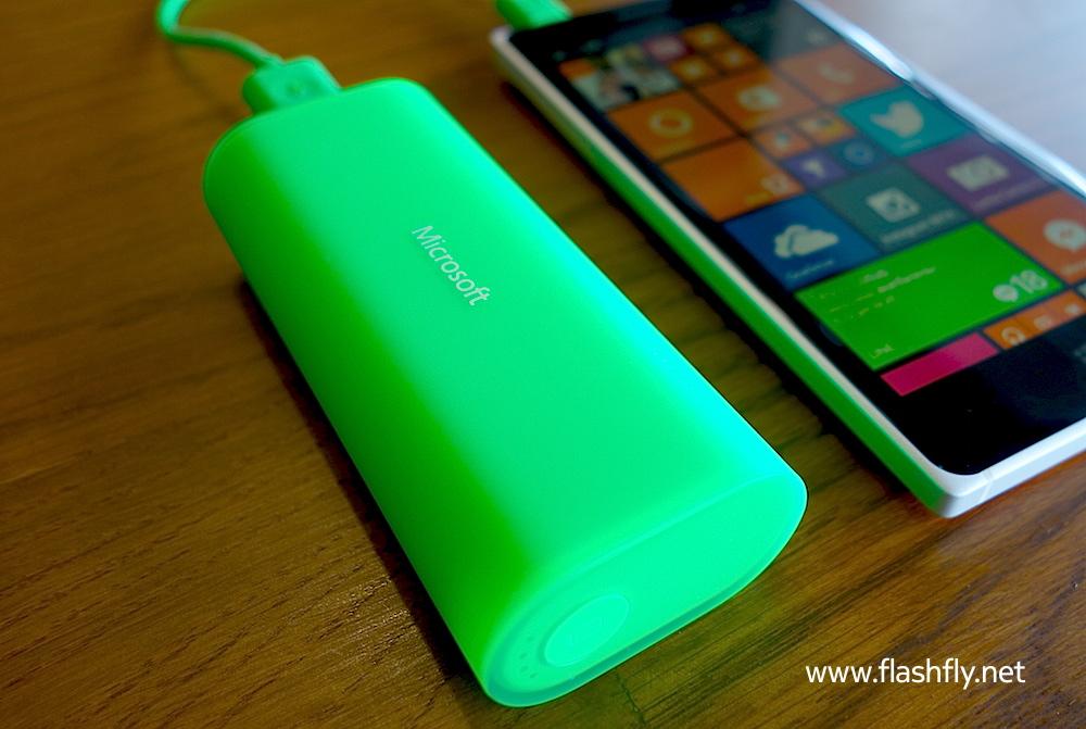รีวิว Microsoft Portable Power รุ่น Dc 21 ความจุ 6000mah
