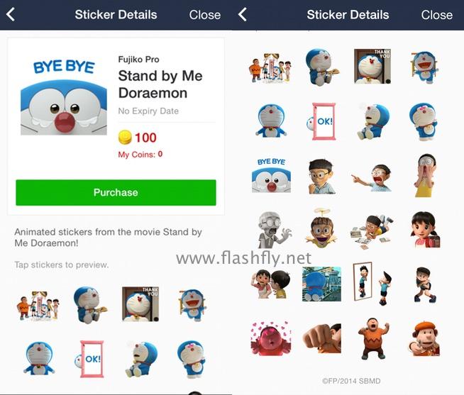 line-sticker-doraemon-animated-flashfly