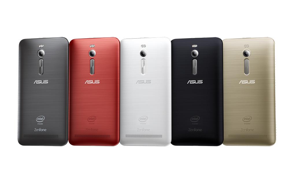 ASUS ZenFone 2 color line up copy
