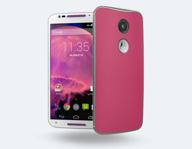 Motorola Moto X 2014 Raspberry