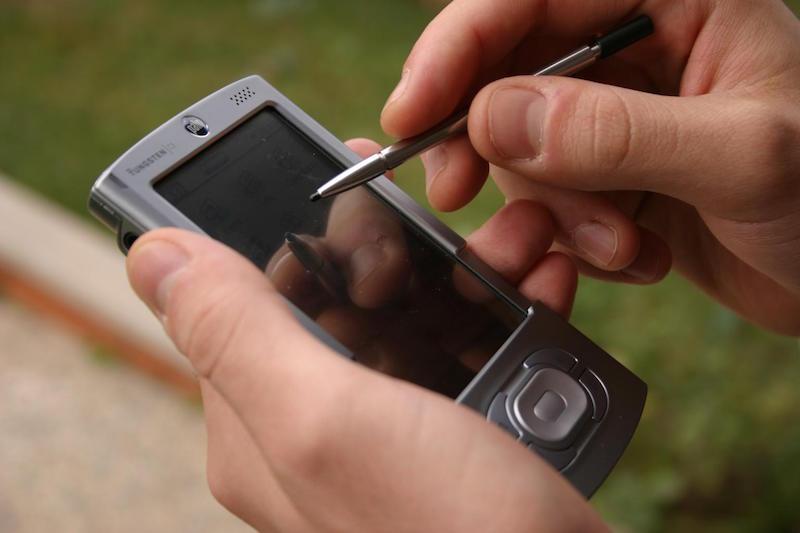 Palm_Tungsten_T3_Handheld_PDA_Organizer