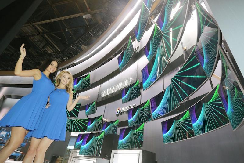 Samsung CES 2015 (2)