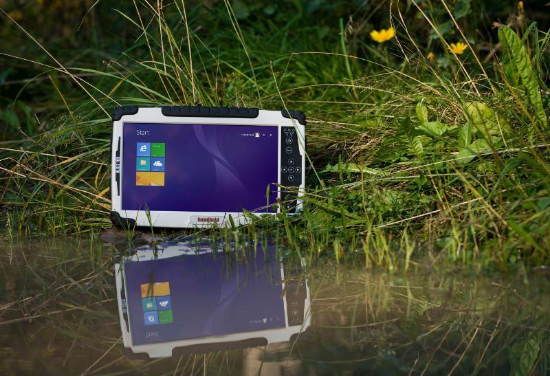 Handheld Group ALGIZ 10X Outdoor-Rugged Tablet