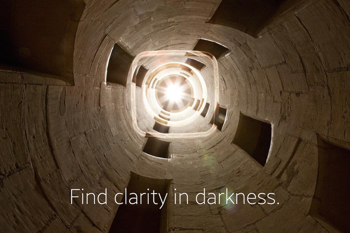 Findclarityindarkness