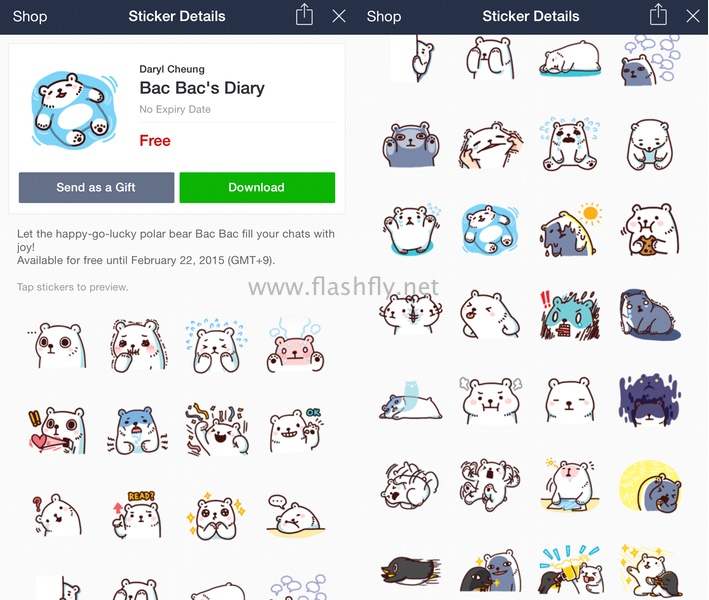 LINE-Sticker-flashfly
