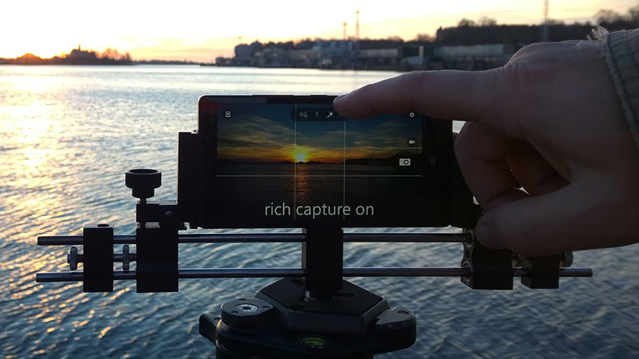 Rich-Capture-On