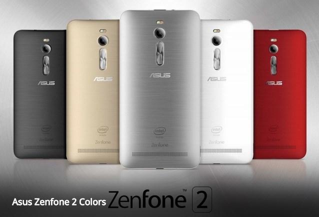Zenfone-2-colors