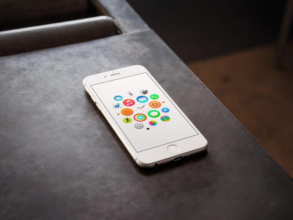 Apple Watch Wallpaper IPhone 6 Plus 1024x768