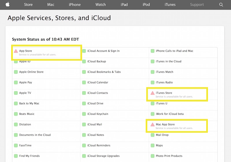 apple-app-store-and-itunes-store-down