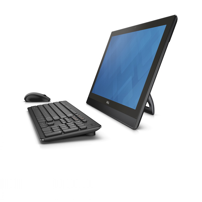 Inspiron 20 3000 Series AIO Touch Desktop with Peripherals