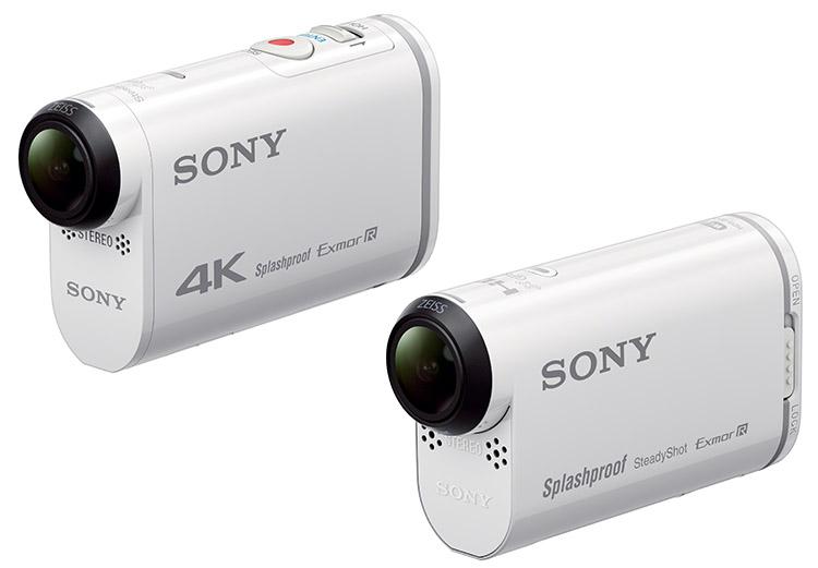 Sony_FDR-X1000V_HDR-AS200V