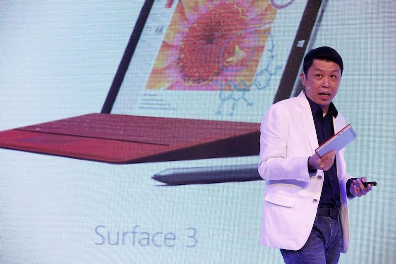 Ekaraj Panjavinin, Consumer Channel Group Lead, Microsoft Thailand