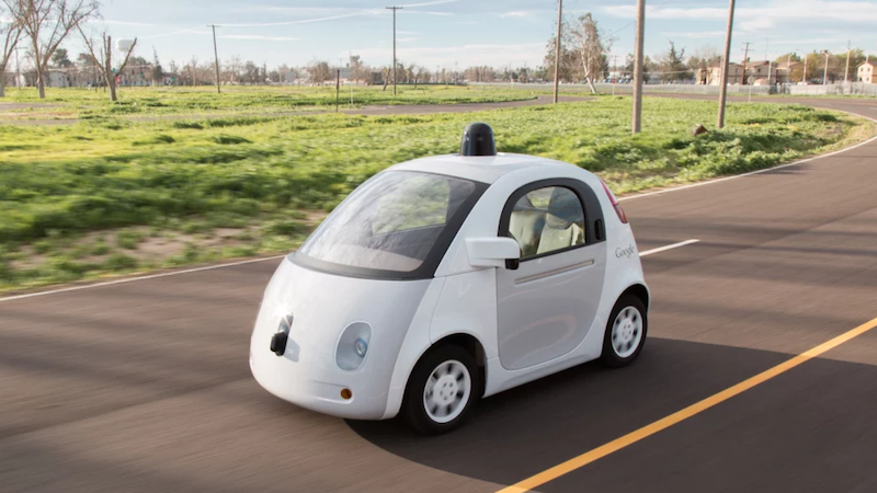 google-auto-car
