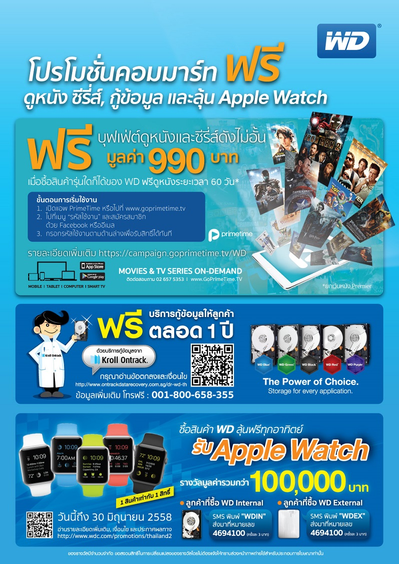 WD Internal HDD Pro 1 @Commart NextGen15