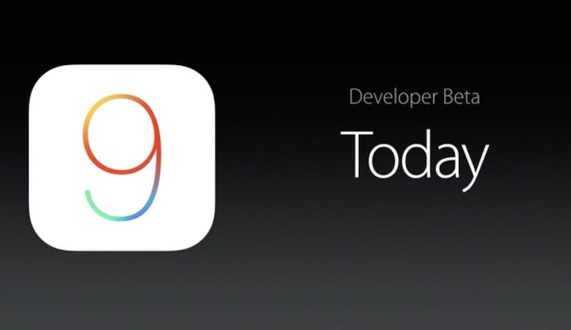 iOS9-dev-beta