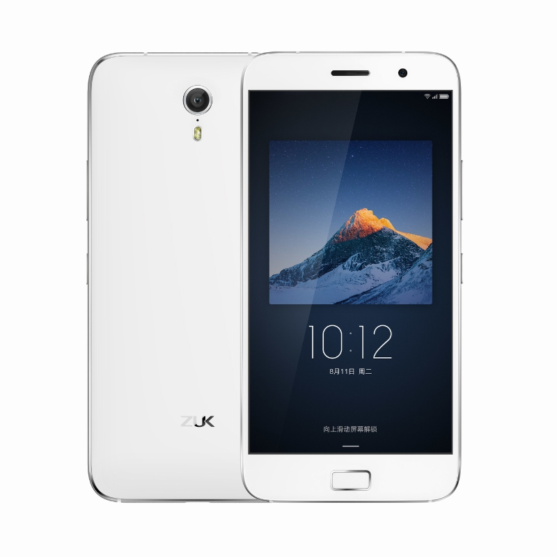 ZUK launches the Z1